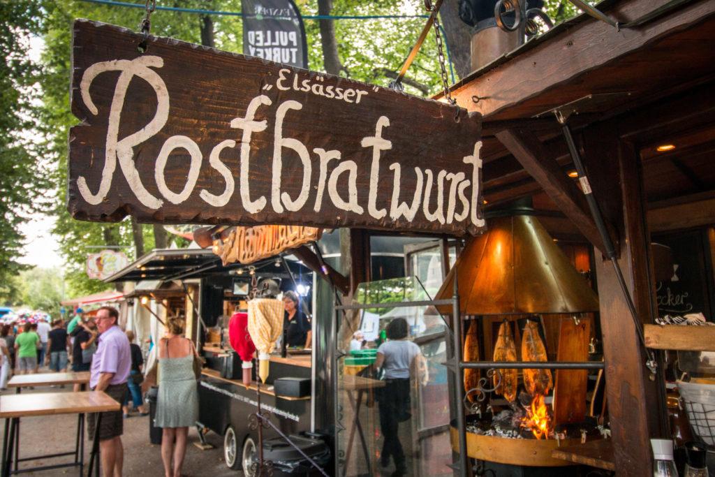 Fest am See - Rostbratwurst